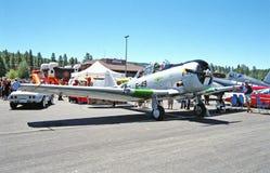 Texano T-6 Immagini Stock Libere da Diritti