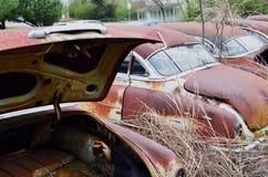 Texarkana auto uszeregowanie zwykli podejrzany 02 Obraz Royalty Free