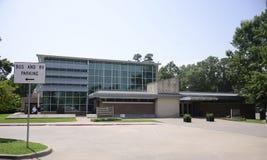 Texarkana Teksas Mile widziany centrum Zdjęcie Stock