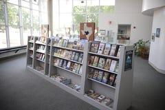 Texarkana Texas Welcome Center Maps et brochures photos libres de droits
