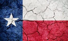Флаг Техаса бесплатная иллюстрация