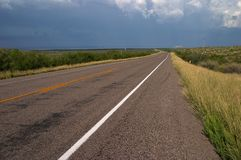 Texas. Places in Texas - somwhere in southern Texas Stock Photography