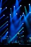 Texas-Band Live stockbild