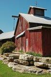 Texas Barn. A barn on a ranch in Texas Stock Photos