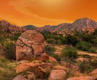 Texas Canyon imagem de stock royalty free