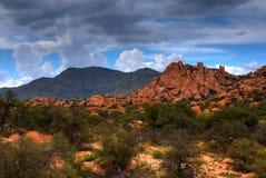 Texas Canyon Stock Photos