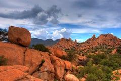 Texas Canyon Royalty Free Stock Photography