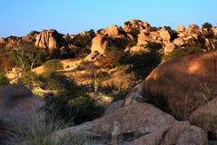 Texas Canyon Royalty Free Stock Photos
