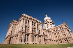 Texas Capitol Royalty Free Stock Photos