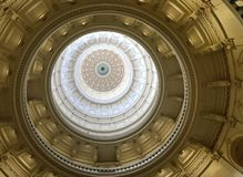 Texas Capitol. In Austin, TX Royalty Free Stock Photography