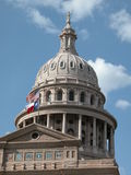 Texas Capitol Dome Stock Photo