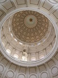 Texas Capitol Dome Interior Stock Photography