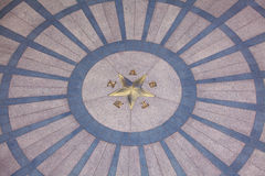 Texas Capitol Floor Royalty Free Stock Images