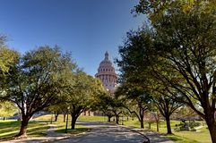 Texas Capitol. Texas State Capitol in Austin, TX Royalty Free Stock Photography