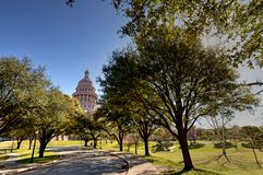 Texas Capitol. Texas State Capitol in Austin, TX Royalty Free Stock Image