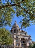 Texas Capitol. Texas State Capitol in Austin, TX Royalty Free Stock Photo