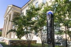 Texas Christian University fotos de archivo libres de regalías