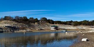 Texas-Dürre Lizenzfreies Stockbild