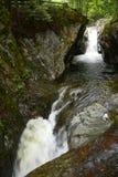Texas Falls, Vermont, USA Stock Photos