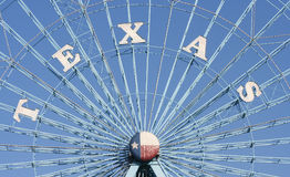 Texas Ferris Wheel. They say everything is bigger in Texas, including this ferris wheel Stock Images