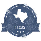 Texas fläck vektor illustrationer