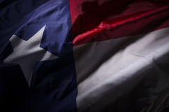 Texas Flag Photographie stock libre de droits