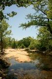 Texas-Fluss lizenzfreie stockbilder