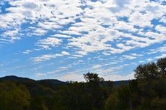 Texas-Hügelland stockfotografie