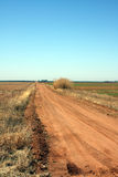 Texas Highway! Stock Images