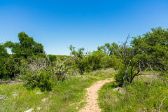 Texas Hill Country Stock Photo