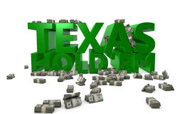 Texas Hold'em Royalty Free Stock Images