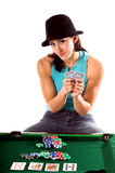 Texas Hold Um stock photos
