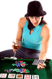 Texas Hold Um Royalty Free Stock Photo
