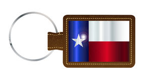 Texas Key Fob Stock Images