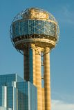 Texas-Kontrollturm Lizenzfreie Stockfotos