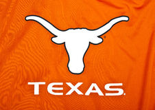 Texas Longhorns Stock Afbeeldingen