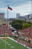 Texas Longhorns college football game Stock Photos