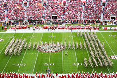 Texas A&M Fightin' Texas Aggie Band Royalty Free Stock Images