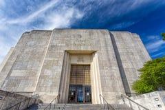 Texas Memorial Museum Fotografía de archivo libre de regalías
