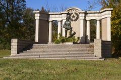 Texas Monument in Vicksburg Military Park