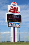 Texas Motor Speedway in Fort Worth Texas royalty free stock photography