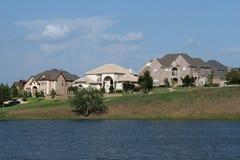 Texas-Nachbarschaft Stockfoto