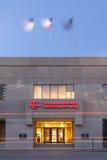 Texas A och M University i Fort Worth Arkivbild