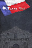 Texas Pride. Royalty Free Stock Photography