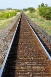 Texas rail road Stock Image