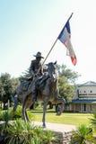 Texas Ranger Statue foto de stock royalty free