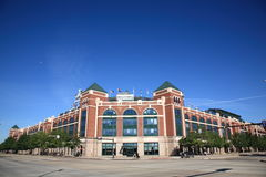 Texas Rangers Ballpark in Arlington Royalty Free Stock Photos
