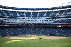 Texas Rangers Ballpark in Arlington Royalty Free Stock Photo