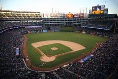 Texas Rangers Ballpark in Arlington Stock Photos