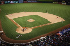 Texas Rangers Ballpark in Arlington Stock Photos